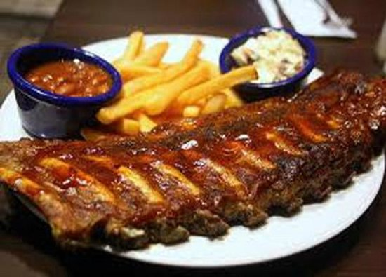 The Best St Louis BBQ Ribs in Northeast Ohio! - Picture of World