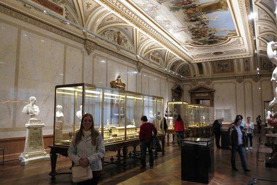 Kunsthistorisches Museum: Exposição romana