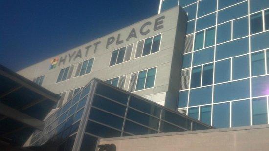Hyatt House Los Angeles/El Segundo: hotel facade