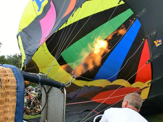 Adventure Balloons: Flame On!