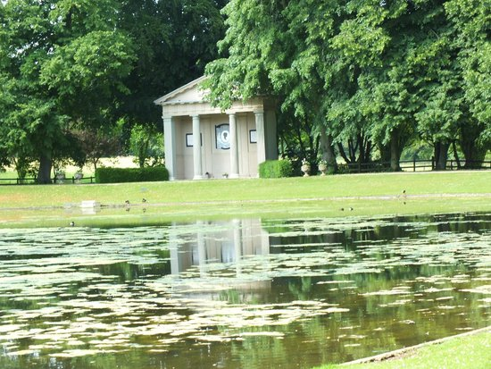 The beautiful gardens of Althorp. - Picture of Althorp House ...