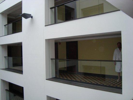 Meresuu Spa and Hotel : внутренний двор