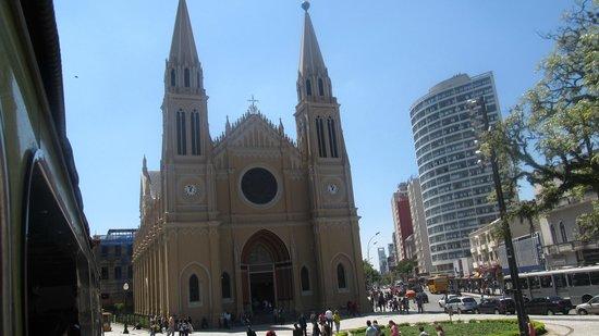 Metropolitan Cathedral : Catedral Metropolitana deCuritiba