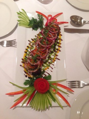 Pappadums Restaurant : Been in pappadums@ excellent starter to start with ### friends dont miss mouth watering dishes .