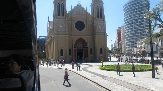 Metropolitan Cathedral : Catedral Metropolitana