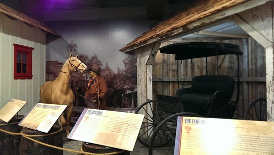 New exhibit in the Gettysburg Heritage Center