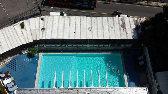 Hotel Sol Barra: Vista da piscina
