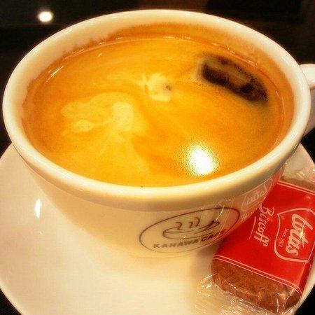 Kahawa Cafe: Americano
