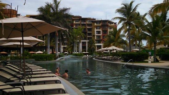 Villa del Palmar Cancun Beach Resort & Spa: One of several pools