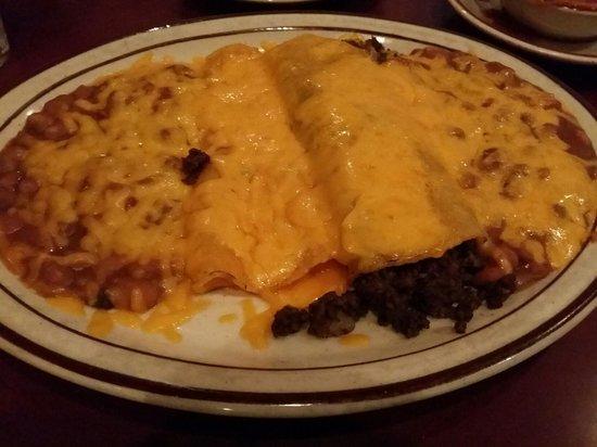 Sadie's of New Mexico : Enchiladas
