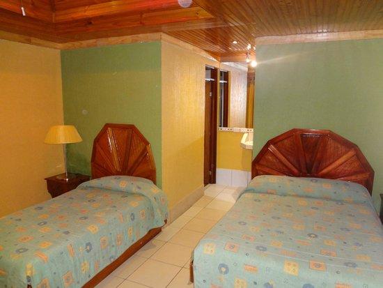 Linda Vista Hotel: Bedroom