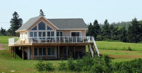 The Gables of PEI Resort: Schooners Deck Home for weekly rental