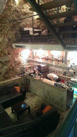 Restaurant More Dubrovnik : Cave bar