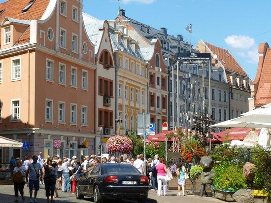 Old City Riga (Vecriga): Old Town
