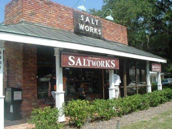 Salt Works Wilmington Menu Prices