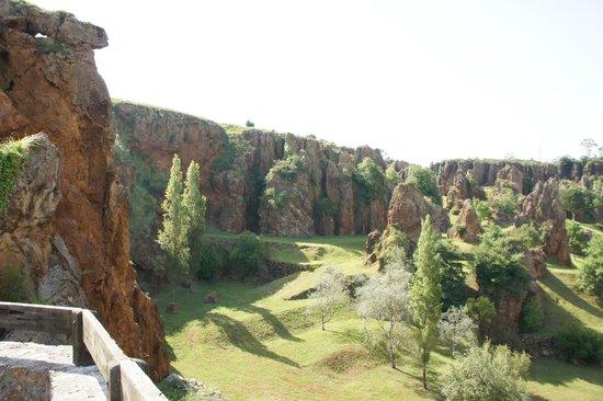 Le parc: fotografía de Parque de la Naturaleza de Cabárceno, Obregón - TripAd...