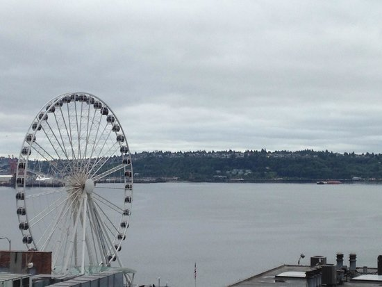 Alexis Hotel - a Kimpton Hotel: great view