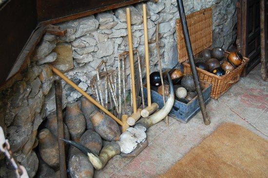 Chillingham Castle: Garden Games?