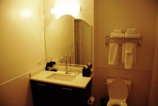 Melia Orlando Suite Hotel at Celebration: Bathroom
