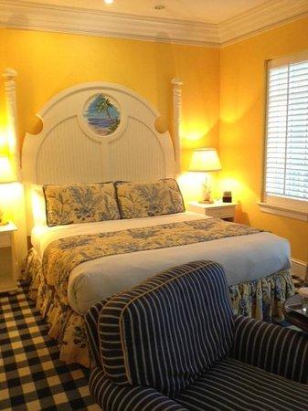 Charleston Harbor Resort & Marina: Our room at Charleston Harbor Resort