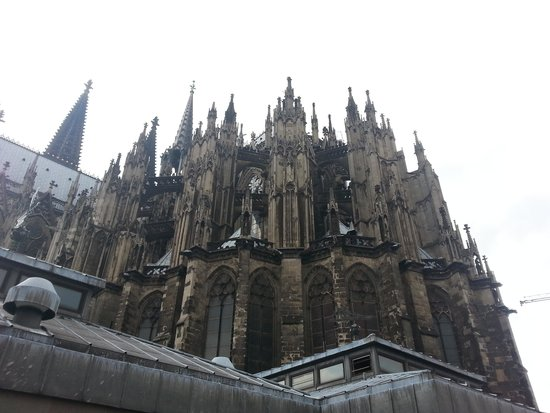 Kölner Dom: Cathdral