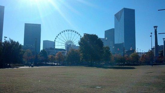Centennial Olympic Park : Olympic Park