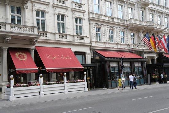 Café Sacher Wien: Cafe Sacher,Vienna
