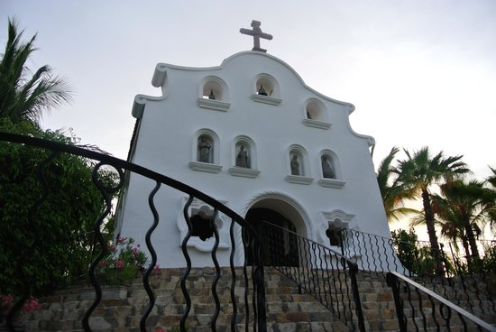 One & Only Palmilla Resort: church