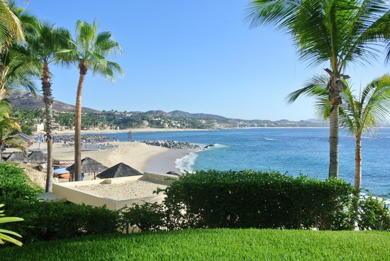 One & Only Palmilla: view from our room