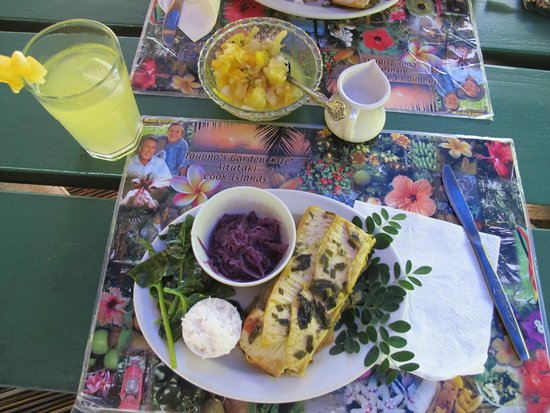 Tauono's: Breadfruit lasagna