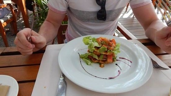 The Sarojin: corn fritata - josh's favorite breakfast
