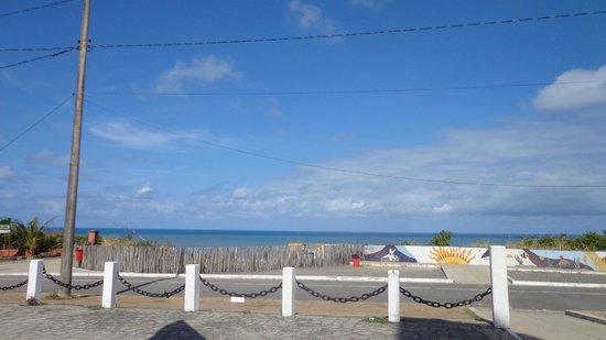 Farol Do Cabo Branco: vista panorâmica da Ponta do Seixas