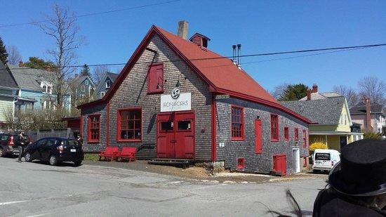 Days Inn & Conference Center - Bridgewater: ironworks at lunenburg