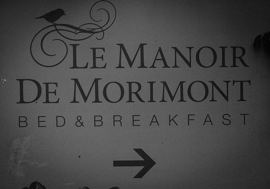 Le Manoir De Morimont: placard
