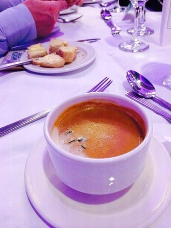 Great Southern Killarney: Prawn and Pernod Bisque - Wedding