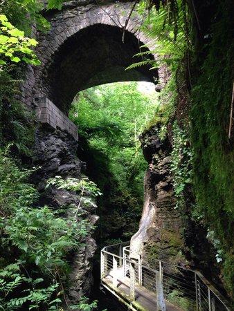 Lydford Gorge: Excellent walk