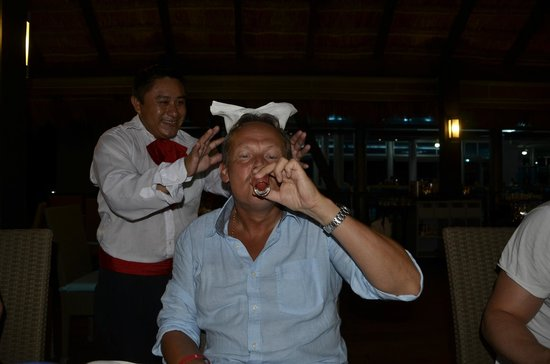 Hotel Riu Tequila: Tequile Bam Bam!!