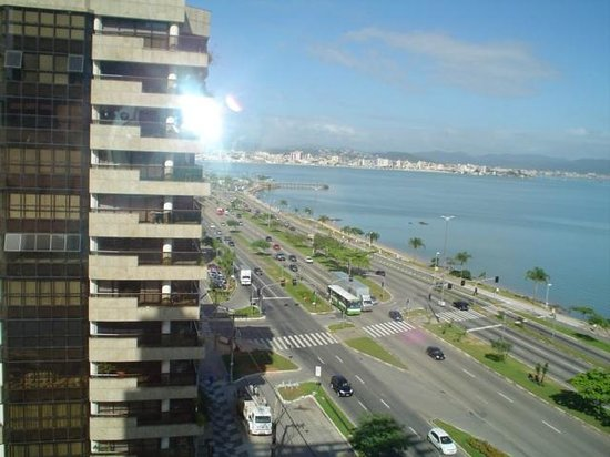 Novotel Florianopolis : Vista do Apto