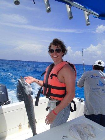 Hotel Riu Tequila: Boat trip