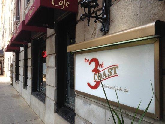 3rd Coast: Local cafe in the Gold Coast area
