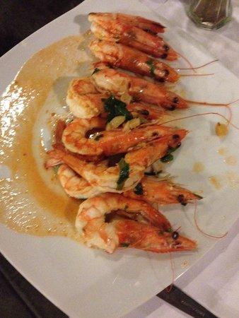 Nireas : Shrimps