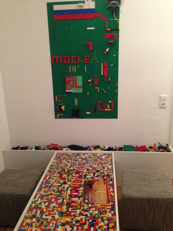 """Die Wohngemeinschaft Hostel: Quarto """"LEGO"""""""
