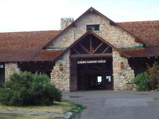 Grand Canyon Lodge - North Rim: The Lodge