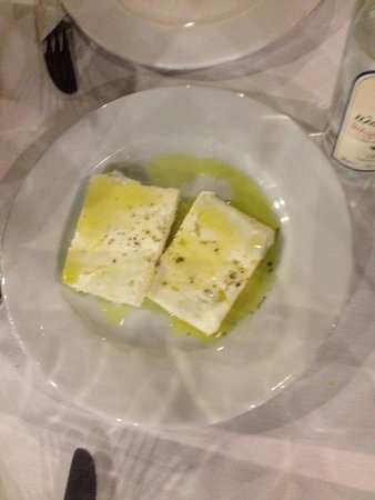 Nireas: Fetta cheese