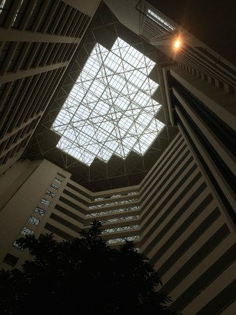 Hyatt Regency Grand Cypress: Atrium