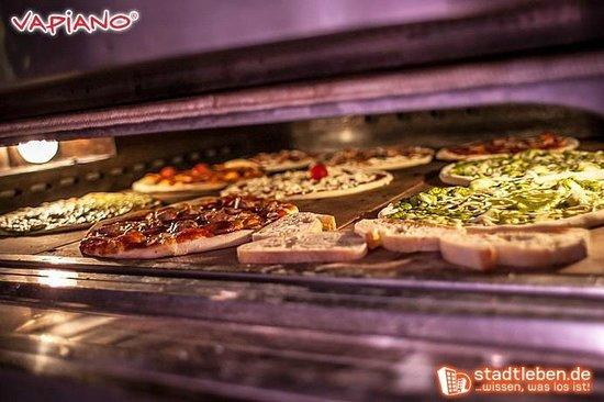 Vapiano Wiesbaden Wilhelmstrasse: Pizza
