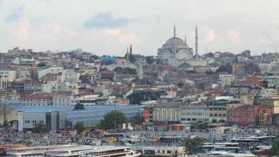 Istanbul Golden City Hotel: view 3