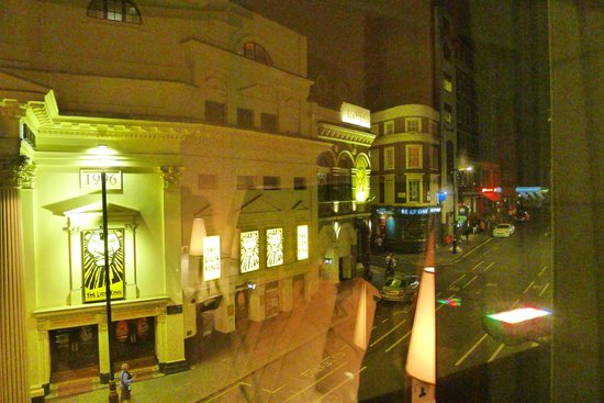 One Aldwych : The Lyceum Theater.