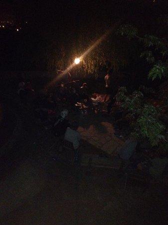 El Rancho Lebanon : No lights at nights