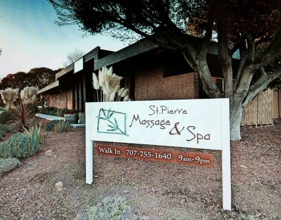 St. Pierre Massage and Spa